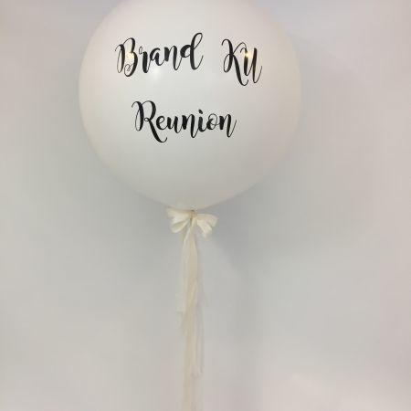 ลูกโป่ง Jumbo Balloon 36นิ้ว สีพื้น