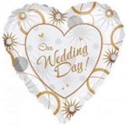 ลูกโป่ง Wedding day