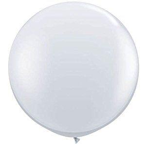 Jumbo balloon 36 นิ้วไม่เป่า (นอก) / ใบ