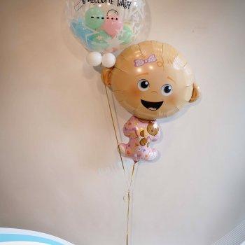 ลูกโป่ง เด็กแรกเกิด 04