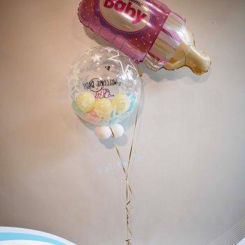 ลูกโป่ง เด็กแรกเกิด 06