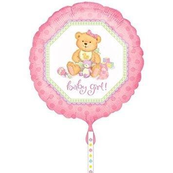 baby girl หมีสีชมพู
