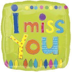 ลูกโป่ง I Miss You