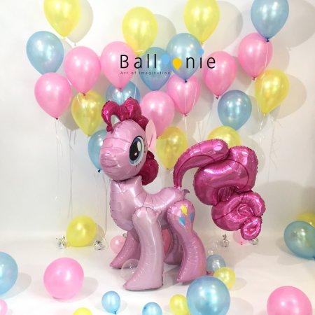ลูกโป่ง pony set