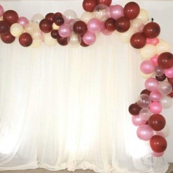 ลูกโป่งวันเกิด Birthday Party Package Size L