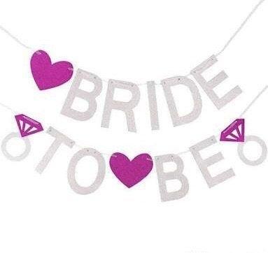 ธง BRIDE TO BE