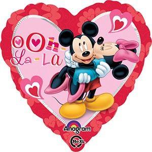 Mickey&Minnie Heart