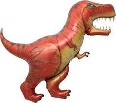 ลูกโป่งฟอยล์T-Rex