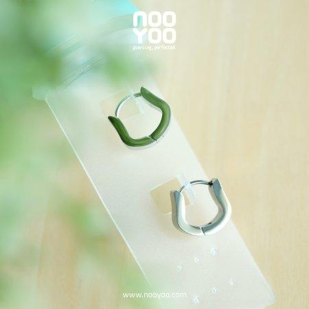 (30703) Hoop Curve 4mm Surgical Steel