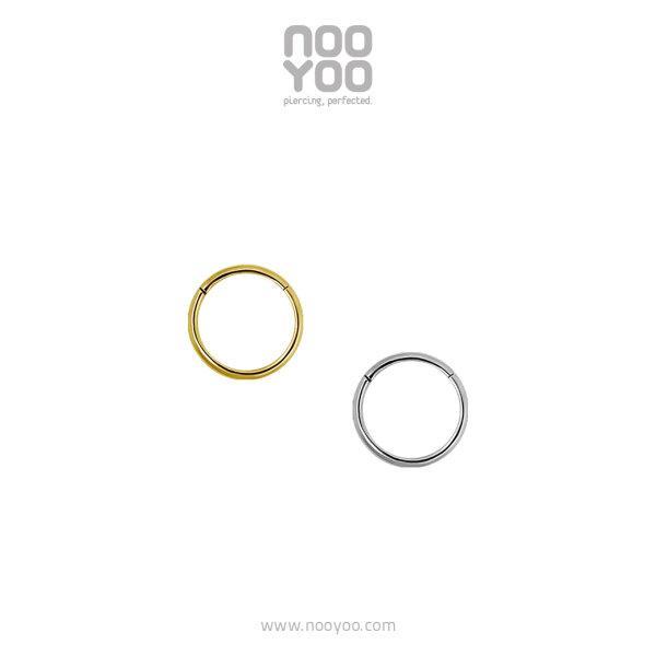 จิวจมูก Nose Ring (สีเงิน/สีทอง)