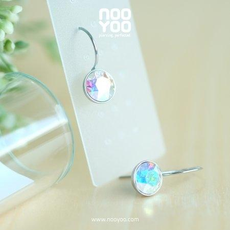 (30738) Hanging AB Crystal 8mm