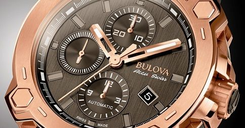 BULOVA CHRONOGRAPHE PERCHERON