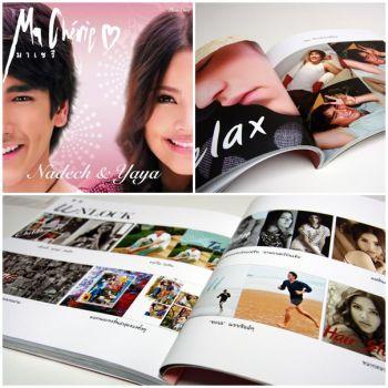 """""""Ma Chérie"""" Photo Book"""