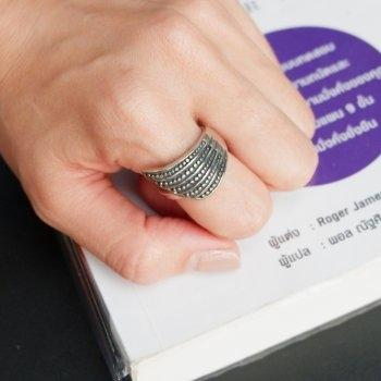 #9 แหวนสแตนเลส แฟชั่น ผู้ชาย P208
