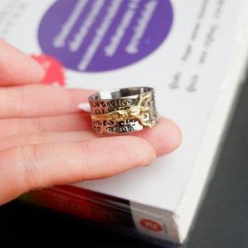 #9,#11 แหวนสแตนเลส แฟชั่น ผู้ชาย P206