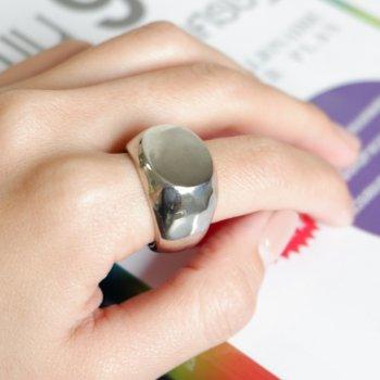 #7 #11-แหวน สแตนเลส เรียบหรู P41