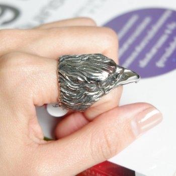 #9แหวนสแตนเลส แฟชั่น ผู้ชาย P213