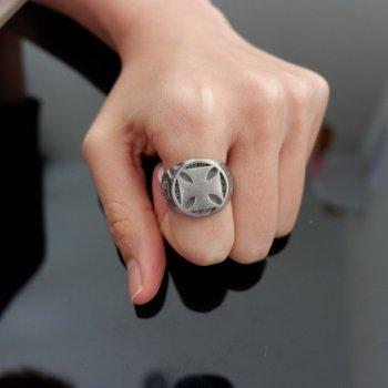 #9 แหวน โครมฮาร์ท สแตนเลส P343