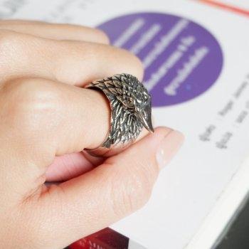 #10 แหวนสแตนเลสแฟชั่นผู้ชาย P218