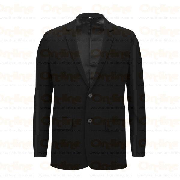 เสื้อสูทสากล สีดำ
