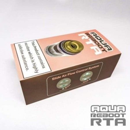Aqua reboot RTA by Footoon แท้