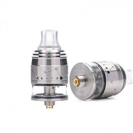 Vapefly Galaxies MTL Squonk RDTA 2ml. 22mm.(แท้)