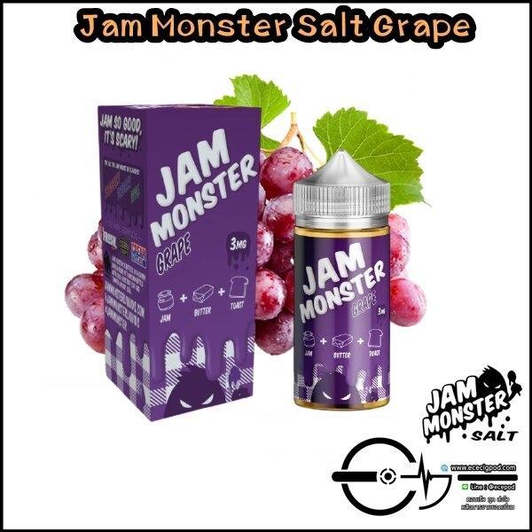 Jam Monster Salt Grape 24/48mg