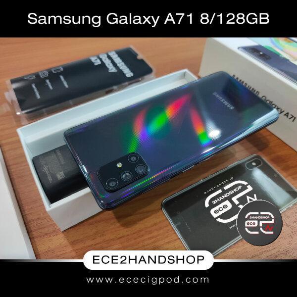Samsung Galaxy A71 8/128GB Prism Crush Black