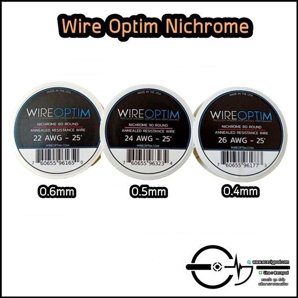 Wire Optime Nichrome Ni