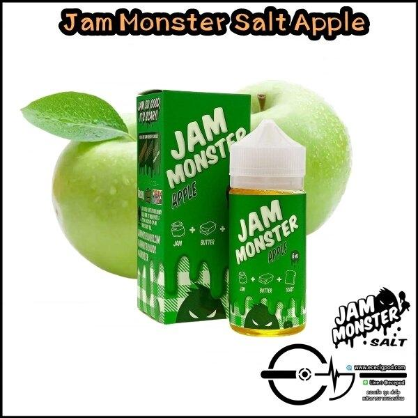 Jam Monster Salt Apple 24/48mg