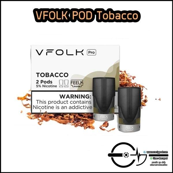 VFOLK POD Tobacco