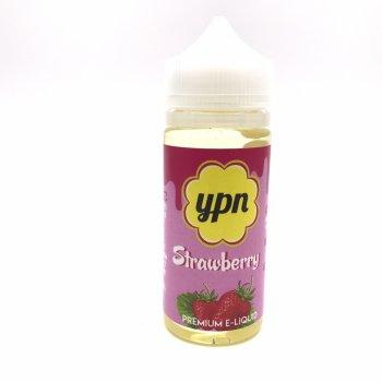 [น้ำยาบุหรี่ไฟฟ้า YPn] Strawberry 100ml Nic 6