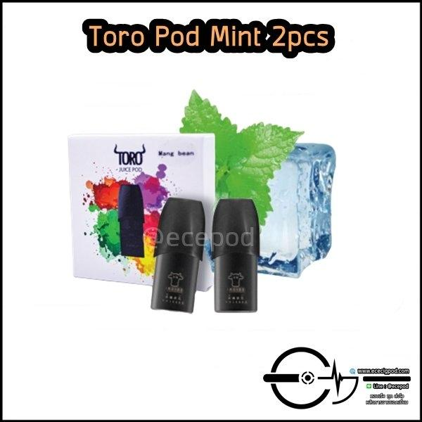 Toro Pod Mint 2pcs / box