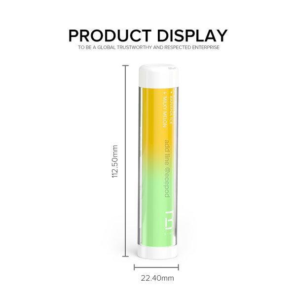 BMOR PI Disposable Kit 1500mAh