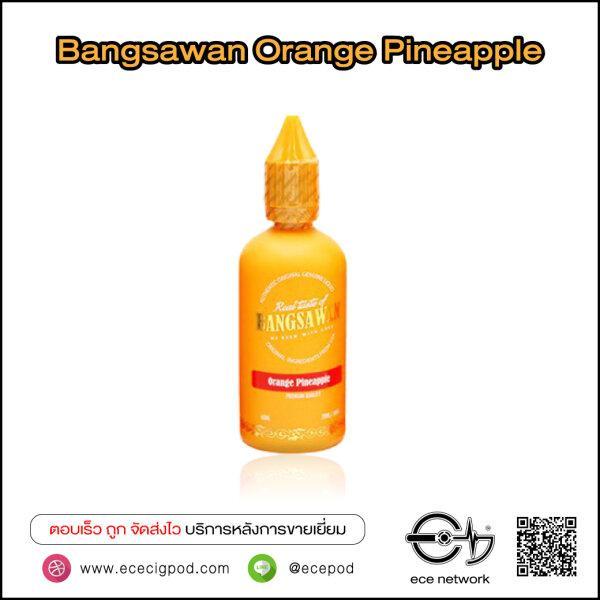 Bangsawan Orange Pineapple Ice 65ml Nic6