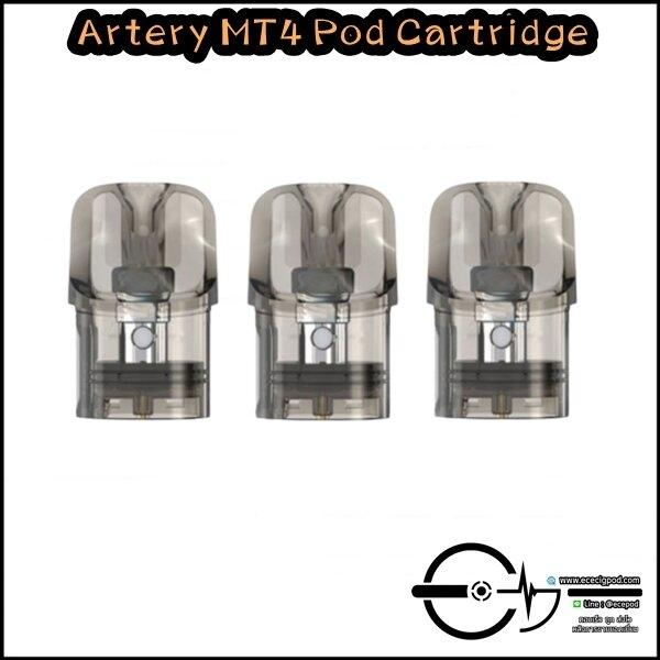 Artery MT4 Pod Cartridge 3pcs