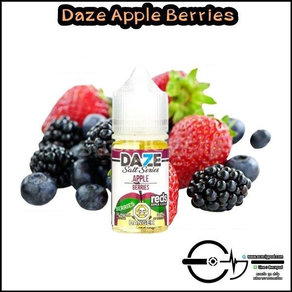 Daze Apple Berries 30 / 50mg