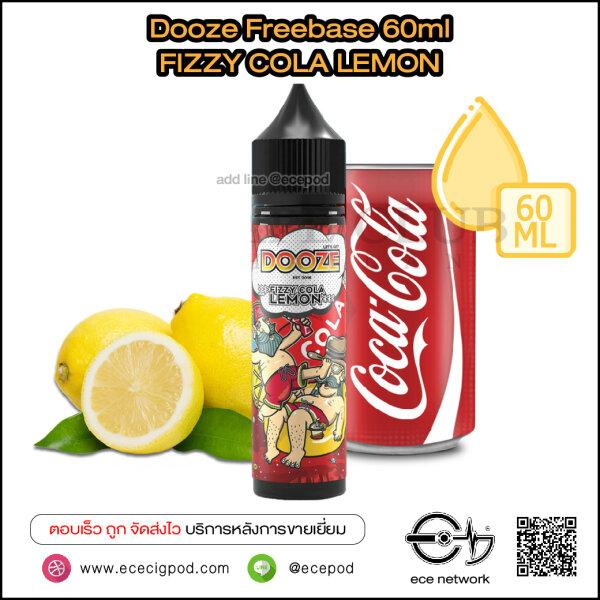 Dooze Freebase 60ml - FIZZY COLA LEMON N3