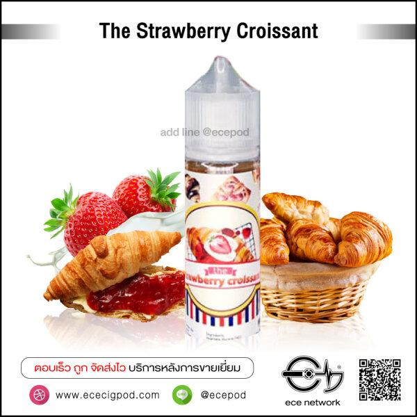 The Strawberry Croissant 60ml