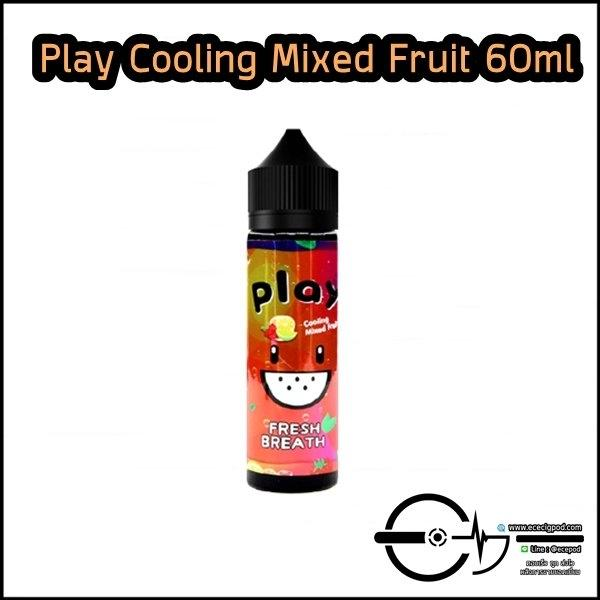 Play Cooling Mixed Fruit 60ml