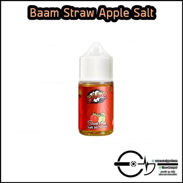 Baam Strawberry Apple Salt