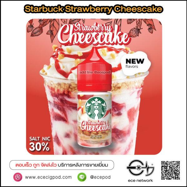 Starbuck Strawberry Cheescake 30ml N30