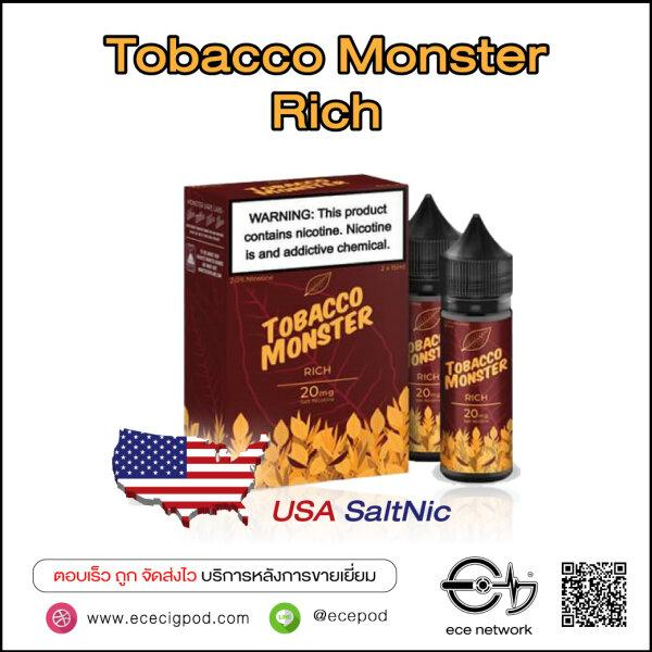 Tobacco Monster Rich 20mg