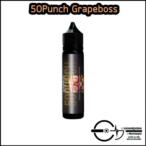 50Punch Grapeboss 60ml