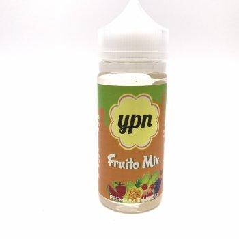 [น้ำยาบุหรี่ไฟฟ้า YPn] Fruito Mix 100ml Nic 6
