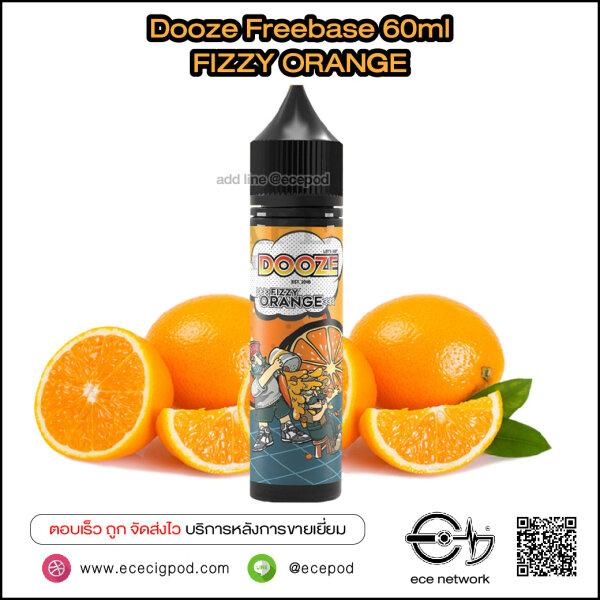 Dooze Freebase 60ml - FIZZY ORANGE N3