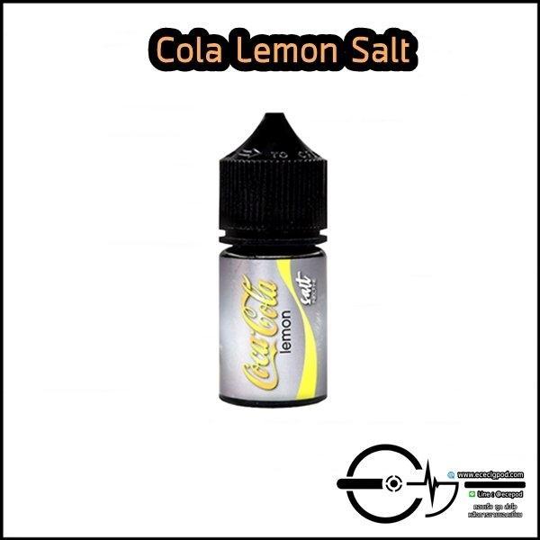 Cola Lemon Salt