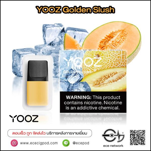 YOOZ Golden Slush / 4 Pcs.