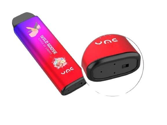 VNC Disposable Flavor Switch