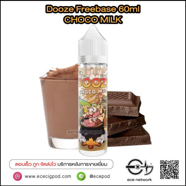 Dooze Freebase 60ml - CHOCO MILK N3
